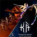 Онлайн бронирование билетов на шоу 'KA' 'Цирка дю Солей' в Лас-Вегасе (Cirque du Soleil Tickets). Нажмите на кнопку для входа в систему онлайн-бронирования билетов (откроется в новом окне).