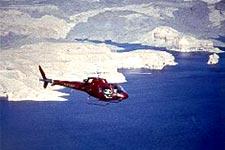Гранд-Каньон: полет на вертолете из Лас-Вегаса. Уход от реальности - единение с природой! Озеро Мид с высоты птичьего полета...