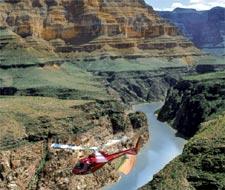 Гранд-Каньон и Долина Огня: тур на вертолете из Лас-Вегаса (VIP Deluxe). Пикник у индейцев! Долина Огня и Стрип с высоты птичьего полета!