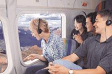 Полет на панорамном самолете из Лас-Вегаса в Гранд-Каньон. Авиа-туры из Лас-Вегаса в Гранд-Каньон.